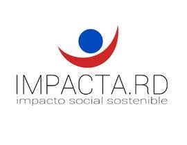 "#28 para Logo design for ""IMPACTA.RD"" de harryguerrerom"