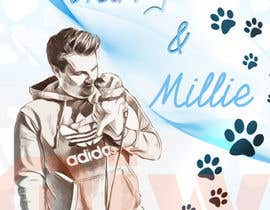 #3 for Make a graphic of my dog and I by Jathro