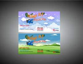 #18 dla 4 foot x 8 foot banner design przez RABIN52