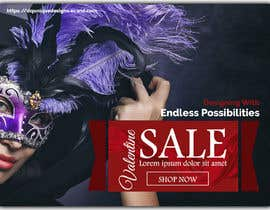Nargis008 tarafından Custom Designs eCommerce Website Banner Design için no 56