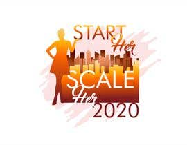 """#200 for Create a Logo for a Women's Business Conference titled: """"Start HER Scale HER 2020"""" by franklugo"""
