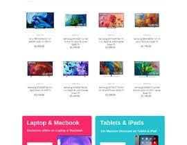 #47 για E-Commerce Landing Page design από Arghya1199