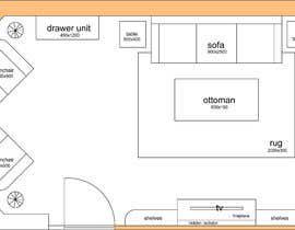 #2 untuk Furniture Placement oleh amanyaz