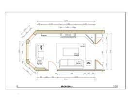 #5 untuk Furniture Placement oleh ArqPortillo