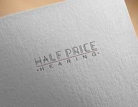 #84 untuk Design a Logo for Half Price Hearing oleh JaizMaya