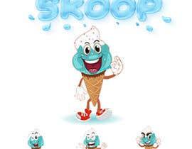 #34 cho Ice cream cone character bởi Shtofff