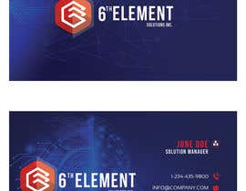 #132 for Business Card Design by fahim7gfx