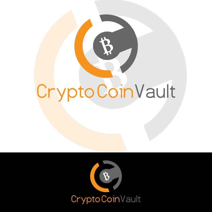 Bài tham dự cuộc thi #                                        25                                      cho                                         Design a Logo for Crypto Coin Vault