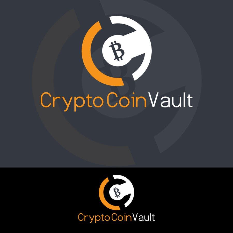 Bài tham dự cuộc thi #                                        57                                      cho                                         Design a Logo for Crypto Coin Vault