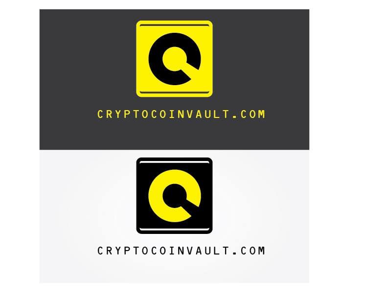 Bài tham dự cuộc thi #                                        35                                      cho                                         Design a Logo for Crypto Coin Vault