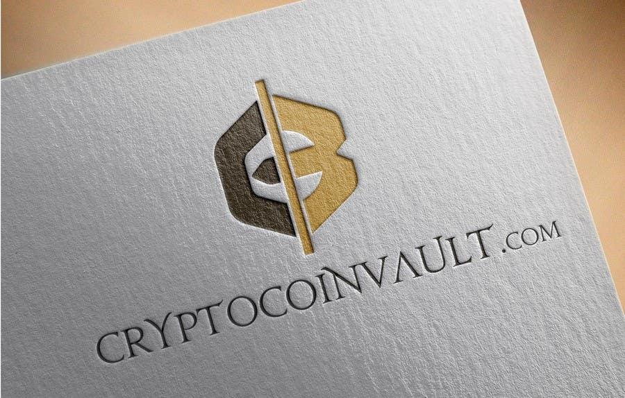 Bài tham dự cuộc thi #                                        50                                      cho                                         Design a Logo for Crypto Coin Vault