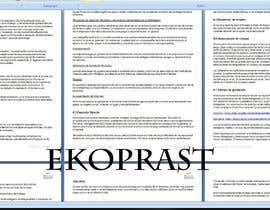#15 для Employee Manual от Ekoprastan