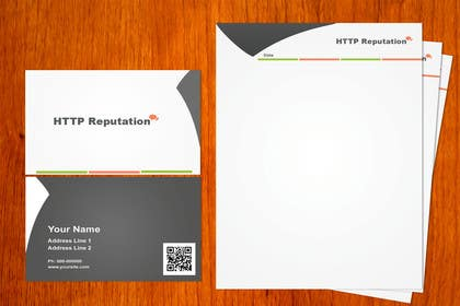 Graphic Design Contest Entry #11 for Business Card and letter head Design for httpreputation