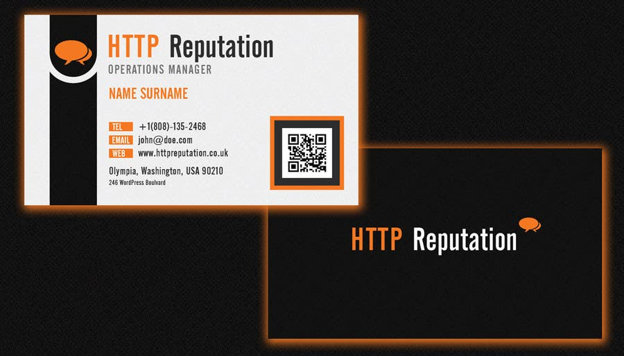 #24 for Business Card and letter head Design for httpreputation by argpan
