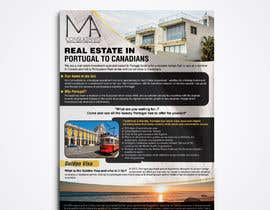 #9 untuk real estate & investment services promotional  flyer oleh sushanta13