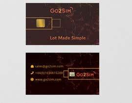 #17 for USB Card card artwork design by akhihawlader038