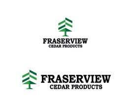 #171 para Fraserview cedar Logo por mb3075630