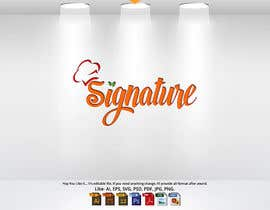 #170 for Signature logo by kawshair