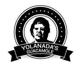 """#89 for Logo Design for """"Yolandas Guacamole"""" by rajithand94"""