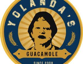 "#4 pёr Logo Design for ""Yolandas Guacamole"" nga Win112370"