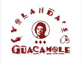 "#36 pёr Logo Design for ""Yolandas Guacamole"" nga Win112370"