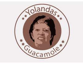 """#82 for Logo Design for """"Yolandas Guacamole"""" by brandinglogo70"""