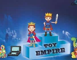 #6 for Design a poster for a Business Game - Toy Empire by shihamhoq
