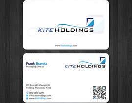 #324 for Business card design competition af ABwadud11