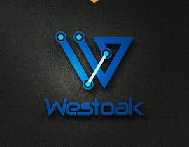 "#261 for Create a Company Logo for ""Westoak"" by kawshair"