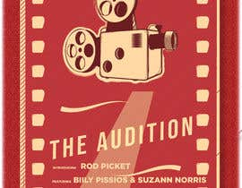 #45 for Create a Movie Poster - The Audition af Mfadhil28