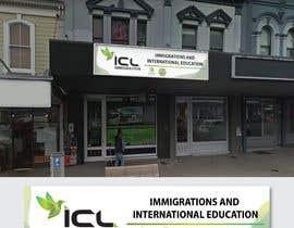 Nro 29 kilpailuun Design a Signboard for our Immigration Business käyttäjältä fajarhendra86
