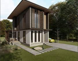#57 for House exterior design - Elevation plans by cknamkoi