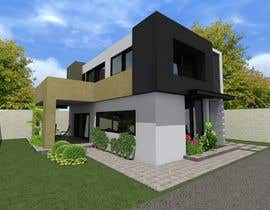 #13 for House exterior design - Elevation plans by ArqPortillo