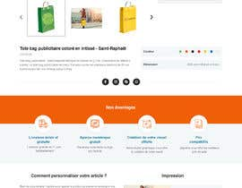 #24 untuk Create a new product page template for my E-commerce website oleh shakilaiub10