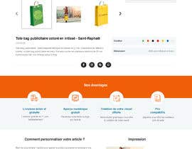 #36 untuk Create a new product page template for my E-commerce website oleh shakilaiub10