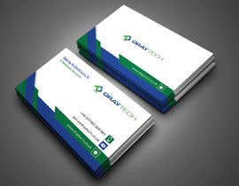 #1086 for business card design by naveedahm09