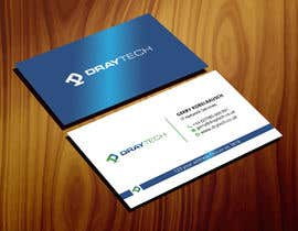 #1092 for business card design by tanvirhaque2007