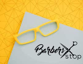 "MaaART tarafından Design a Logo for ""Barbers Stop"" - Barber Supplies, suplier için no 165"