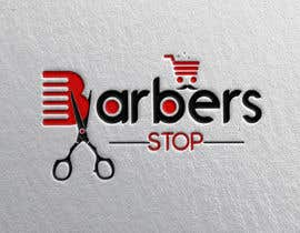 "#123 cho Design a Logo for ""Barbers Stop"" - Barber Supplies, suplier bởi MAHIR110"