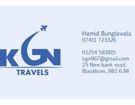 Nro 15 kilpailuun Replicate a business card and logo käyttäjältä maaansaab