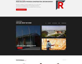 #65 for New website needed for building/construction company by Tonisaha