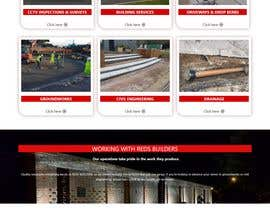 #19 for New website needed for building/construction company by Rezaulhaqueraz