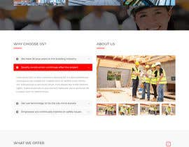 #61 for New website needed for building/construction company by sanjdur123