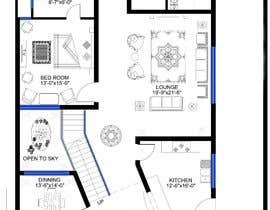 #8 for House Design- In Sketchup by na4028070