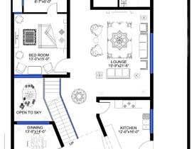 #8 für House Design- In Sketchup von na4028070