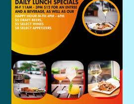 Nro 33 kilpailuun Restaurant Poster Ads käyttäjältä shirajul2