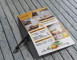 Nro 27 kilpailuun Restaurant Poster Ads käyttäjältä sabceana