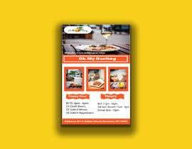 Nro 39 kilpailuun Restaurant Poster Ads käyttäjältä tusharraihan79