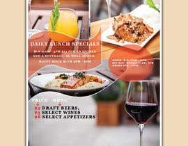Nro 37 kilpailuun Restaurant Poster Ads käyttäjältä fahim7gfx
