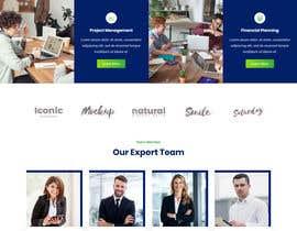 #4 untuk Create a Landing page Personal Website oleh saklan